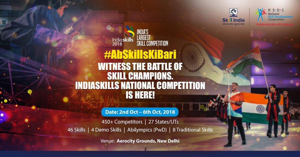 World-Skill-India-Banner